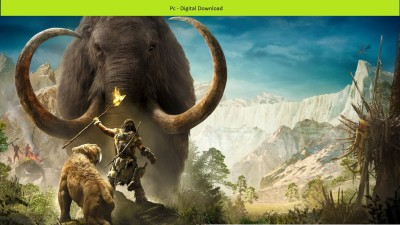 Far Cry Primal Digital Apex Edition with Game and Expansion Pack