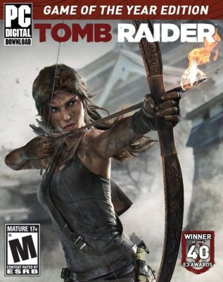 Tomb Raider GOTY Edition Game Of The Year Edition