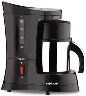 Preethi Cafe Zest CM 210 10 Cups Coffee Maker