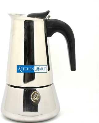 Kitchen Mart Atlasware 400 ml 6 cups Coffee Maker