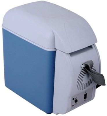 FloMaster Portable Cooling cum Warmer 7.5 Ltr 2in1 7.5 L Car Refrigerator