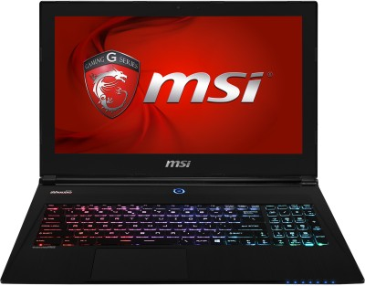 MSI GS60 2PL Ghost Notebook (4th Gen Ci7/ 8GB/ 1TB/ Win8.1/ 2GB Graph)