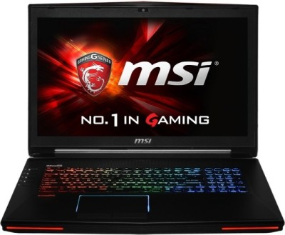 MSI Dominator Pro Core i7 4th Gen - (8 GB/1 TB HDD/Windows 8 Pro/8 GB Graphics) GT72 2QE Gaming Laptop
