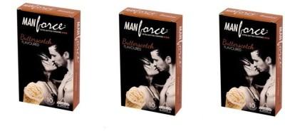 Manforce Butterscotch Condom