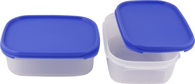 Tupperware 2 container  - 850 ml Plastic Grocery Container