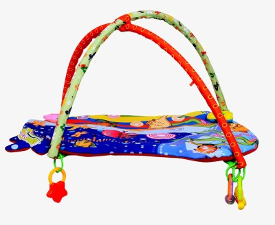 Planet of Toys Baby Activity Playmat Gym