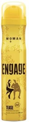 Engage Tease Deodorant Spray  -  For Women