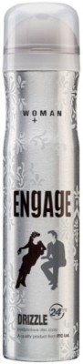 Engage Drizzle Deodorant Spray  -  For Women
