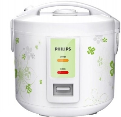 Philips HD3017/57 / HD3017/08 Electric Rice Cooker with Steaming Feature