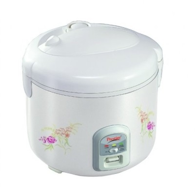 Prestige PRWCS 2.2 Electric Rice Cooker with Steaming Feature