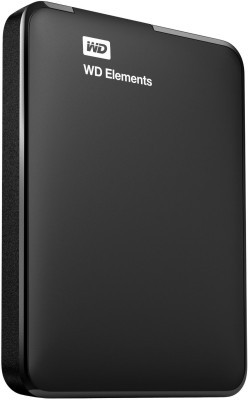 WD 1 TB Wired External Hard Disk Drive