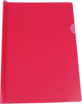 Dataking Polypropylene Stick File, Size A 4, Color : Red, Free Delivery.
