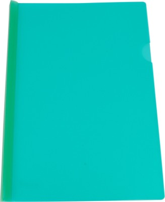 DataKing Polypropylene Stick File, Size: A4, Color: Green, Free Delivery.
