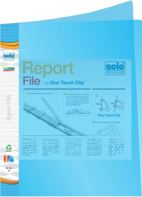Solo Report File