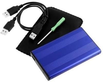 Terabyte Terabyte (external usb casinng for 2.5 sata laptop harddisk)Solo Casing 2.5 inch External Hardisk Case Cover