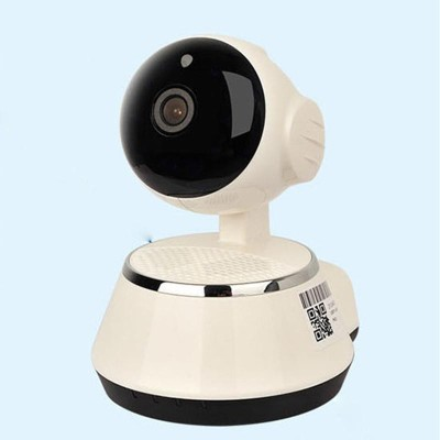 Voltegic ® Smart Guard V380 Wireless Wifi Surveillance Family HD Intelligent Network Camcorder 1 Channel Home Security Camera