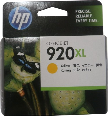 HP 920XL Single Color Ink Cartridge