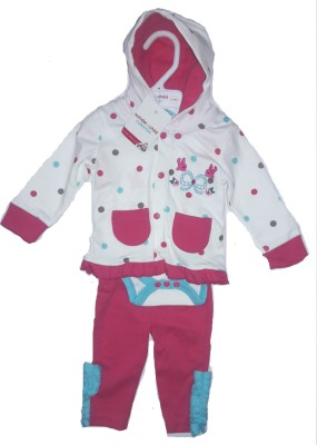 Adore baby suit Embroidered Baby Girls Suit