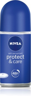Nivea Protect & Care Deodorant Roll-on  -  For Women