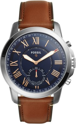 Fossil FTW1122 GRANT HYBR Watch  - For Men