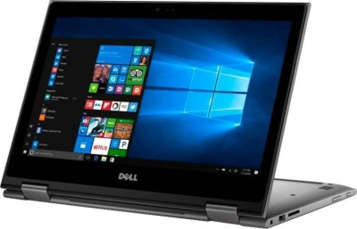 Dell Inspiron 13 5000 Series Core i3 7th Gen - (4 GB/1 TB HDD/Windows 10 Home) 5378 2 in 1 Laptop