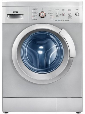 IFB 6 kg Fully Automatic Front Load Washing Machine Silver
