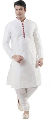 Larwa Men Kurta and Pyjama Set