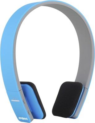 Envent Boombud Blue Bluetooth Headphone