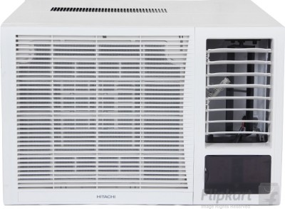 Hitachi 1.5 Ton 3 Star BEE Rating 2018 Window AC  - White