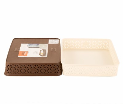 Jaypee Plus 1 Compartments Plastic A4 file tray