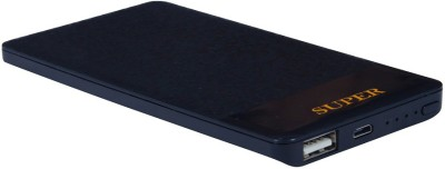 SUPER 6000 mAh Power Bank (S1, PORTABLE BATTERY CHARGER)