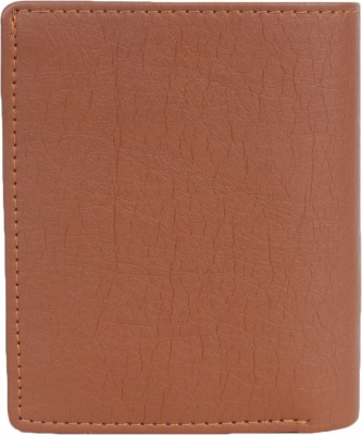 Yours Luggage Men Brown Artificial Leather Wallet