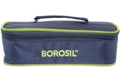 Borosil GLASSY 2 Containers Lunch Box