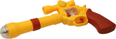 S.G.International Projection Music Strike Electric Gun Toy