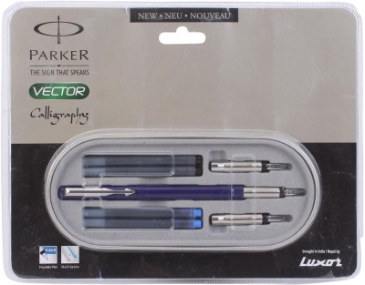 Parker Vector Standard CT Calligraphy Fountain Pen