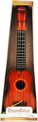 Miss & Chief 4 strings acoustic guitar