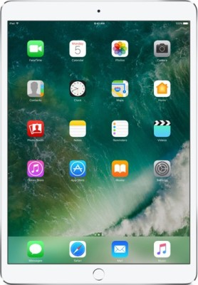 Apple iPad Pro 64 GB 10.5 inch with Wi-Fi Only (Silver)