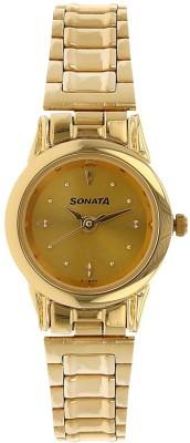 Sonata NH8925YM02CJ Economy Watch  - For Women