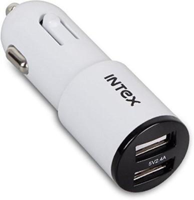 Intex 2.0 amp Car Charger