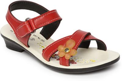 Paragon Boys & Girls Velcro Flats