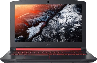 Acer Nitro 5 Core i7 7th Gen - (16 GB/1 TB HDD/128 GB SSD/Windows 10 Home/4 GB Graphics) AN515-51 Gaming Laptop