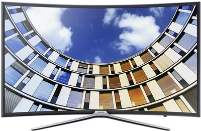 Samsung Series 6 123cm (49 inch) Full HD Curved LED Smart TV