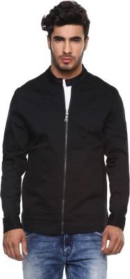 Mufti Full Sleeve Solid Men NA Jacket