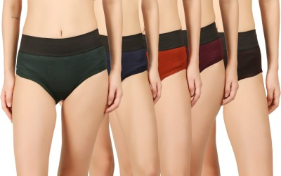 Vaishma Women Hipster Multicolor Panty