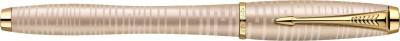 Parker URBAN PREMIUM GOLDEN PEARL GT Fountain Pen