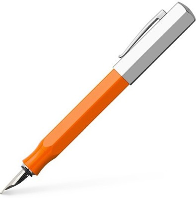 Faber-Castell 147590 Ondoro Orange Fountain Pen