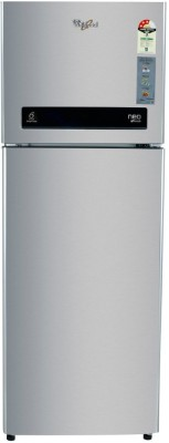 Whirlpool 265 L Frost Free Double Door 3 Star Refrigerator