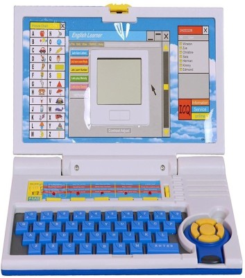 GREEN FROG ENGLISH LEARNER EDUCATIONAL LAPTOP FOR KIDS