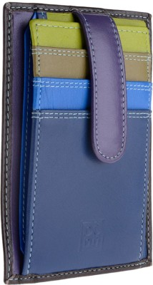 Dudu Women Casual Multicolor Genuine Leather Card Holder