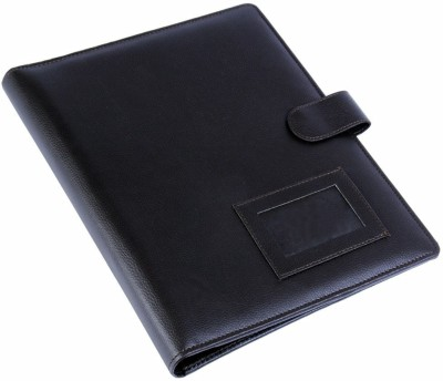 COI Faux Leather Stylish Brown Leather File Folder / Document